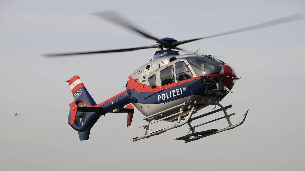 Mädchen stürzt über 16 Meter in die Tiefe – Bub mit Heli gerettet