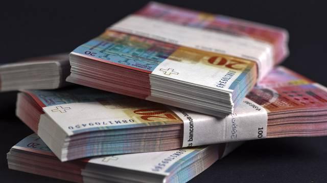 Ende 2014 betrugen die Nettoschulden von Oberrohrdorf 4,7 Millionen Franken. (Symbolbild)