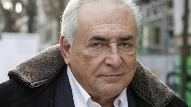 Dominique Strauss-Kahn muss in Callgirl-Affäre vor Gericht (Archiv)