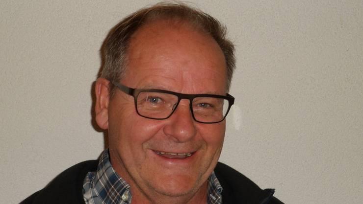 «Obwohl es eine Stille Wahl war, sehe ich mich als gewählt. Markus Stäheli, zukünftiger Gemeinderat Uitikon.