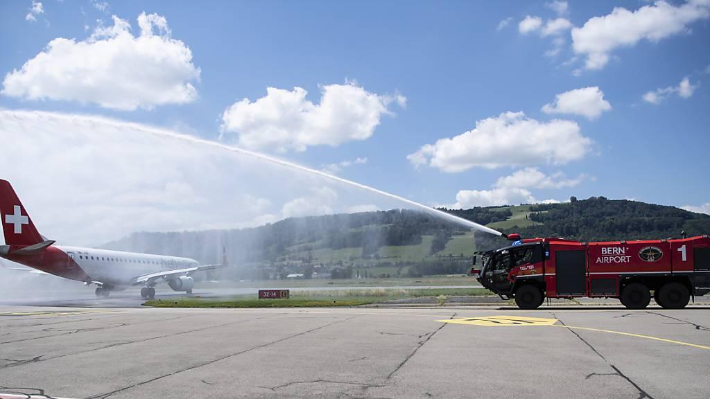 Neue Berner Fluggesellschaft FlyBAIR führt 2021 keine Flüge durch