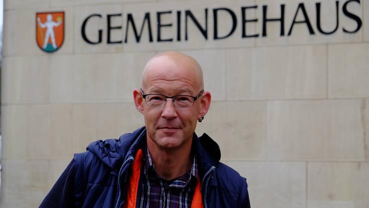 Erich Bruderer (Gemeindeammann Menziken, FDP) hat die Projektgruppe von Vorgängerin Annette Heuberger übernommen.
