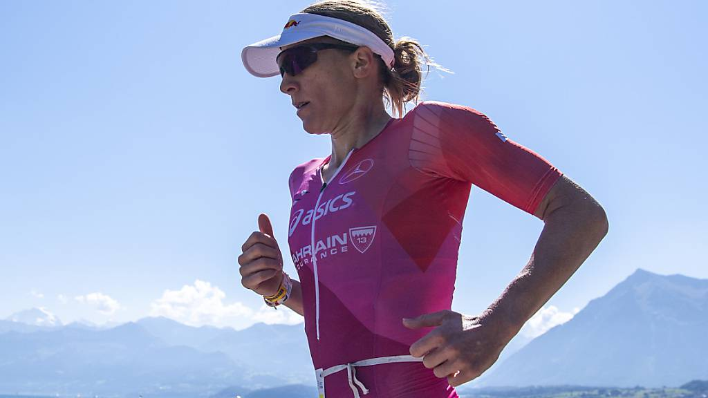 Daniela Ryf fühlt sich noch rechtzeitig maximal leistungsfähig
