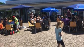 Der Kick-off-Anlass zum Thema Familienvielfalt im Pastoralraum Region Brugg-Windisch begann mit einem Brunch im Kirchenzentrum St. Franziskus in Schinznach-Dorf.