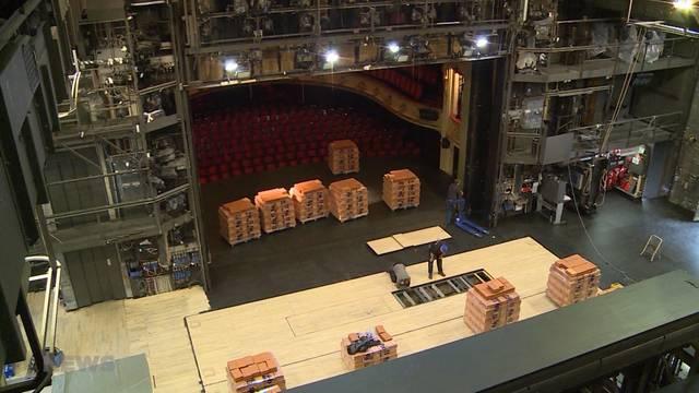 Berner Stadttheater ist fertig