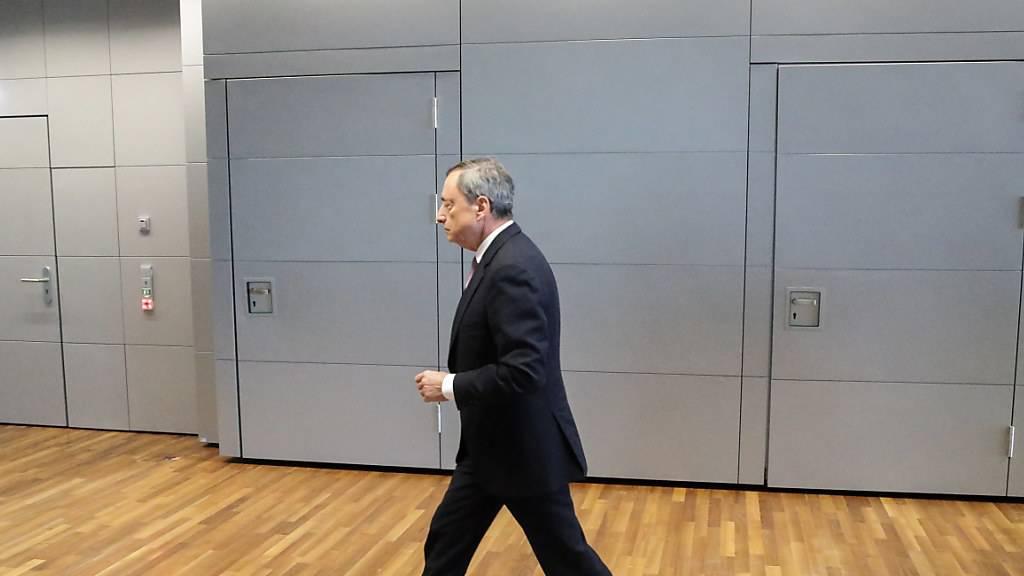 SMI nach EZB-Entscheid kaum verändert - Franken stärker