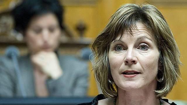 Maya Graf geht gegen die ETH und Syngenta vor