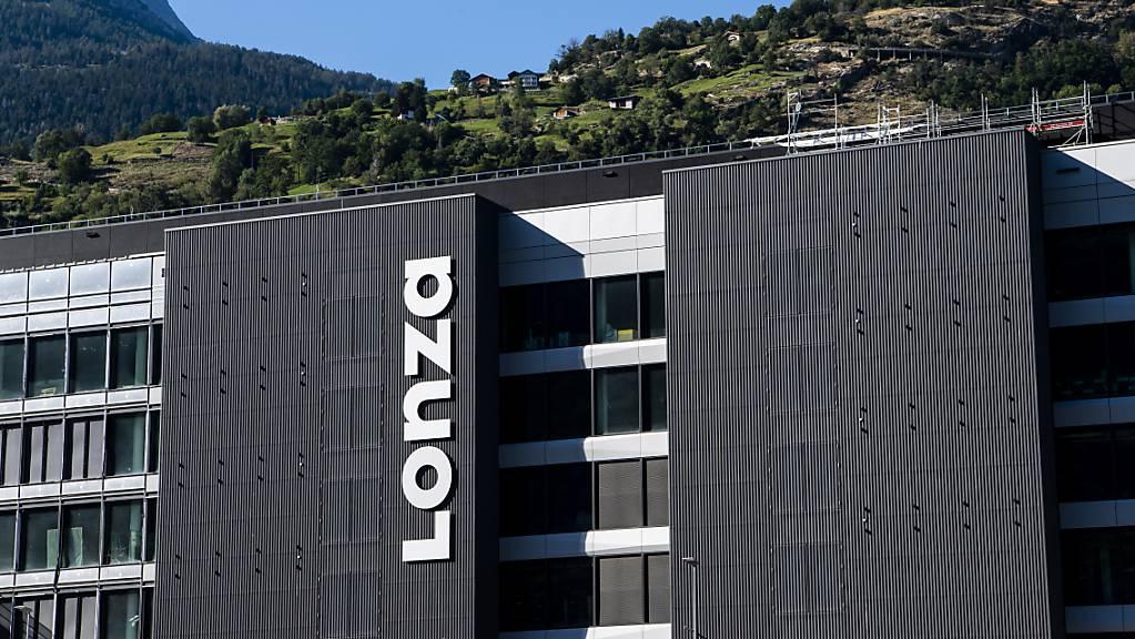 Lonza will Produktion in Visp und Portsmouth (USA) ausweiten. (Archiv)