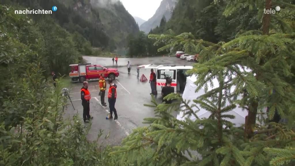 Spanische Touristen sterben bei Canyoning-Unglück