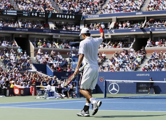Mit Nishikori steht erstmals ein Asiate in einem Grand-Slam-Final.