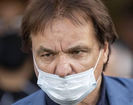 Christian Constantin: «Vielleicht gibt es 2025 keinen professionellen Fussball mehr»