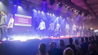 Lehrabschlussfeier Baselland  2018