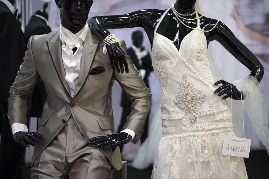 Die Fest- und Hochzeitsmesse findet schon zum 24. Mal statt. (Bild: Urs Jaudas)