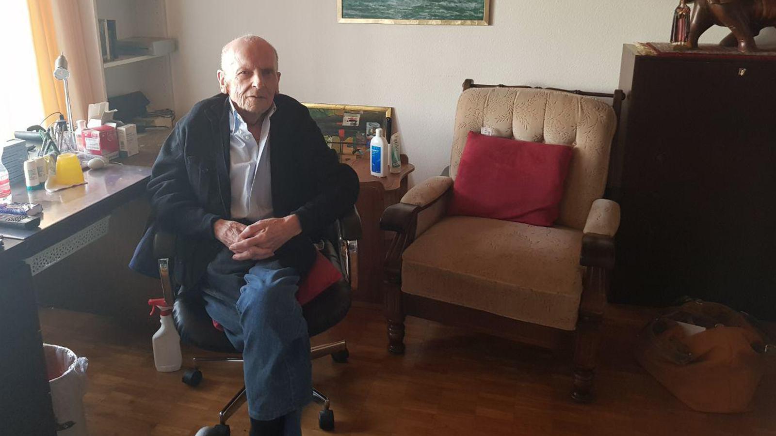 Bruno Werder, 79 Jahre alt