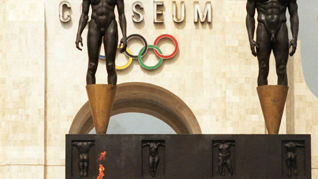 Los Angeles will zum dritten Mal Olympische Spiele veranstalten