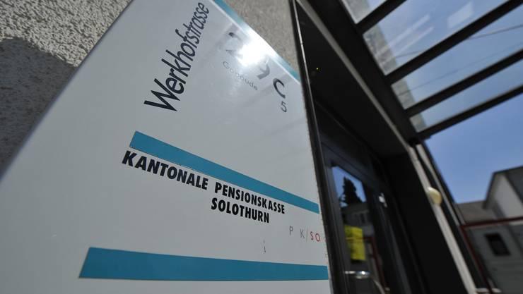 Kantonale Pensionskasse Solothurn
