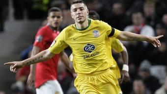 Crystal Palaces Darren Ambrose schockte ManU's Profis