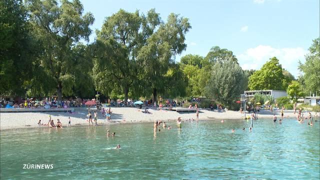 Rekord: 2 Millionen Badegäste in Zürcher Badis