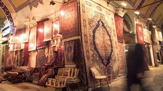 Der Teppichhandel ist ein schwieriges Geschäft (Symbolbild)