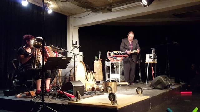 Ginger & Fred mit Stefan Heuss in der Kulturgarage Solothurn