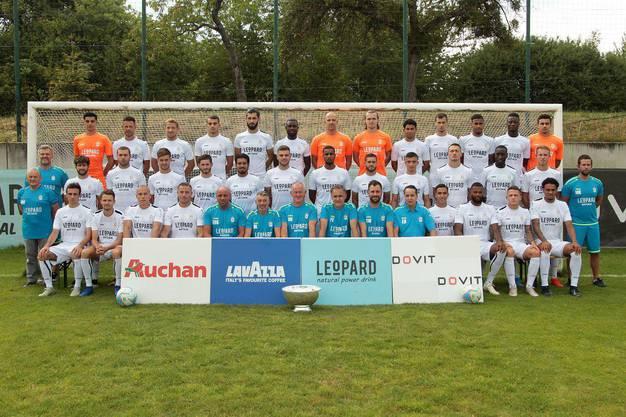 Im Bild: Die Luxemburger aus Düdelingen sind zum zweiten Mal in Folge in der Europa League aber immer noch krasser Aussenseiter.