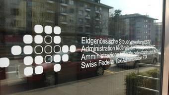 Die eidgenössische Steuerverwaltung zieht beim Projekt INSIEME die Reissleine (Archiv)