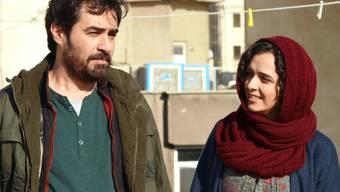 """Szenebild aus Ashgar Farhadis """"The Salesman"""", der vom Iran ins Rennen um den Auslandsoscar geschickt wird. (Pressebild)"""