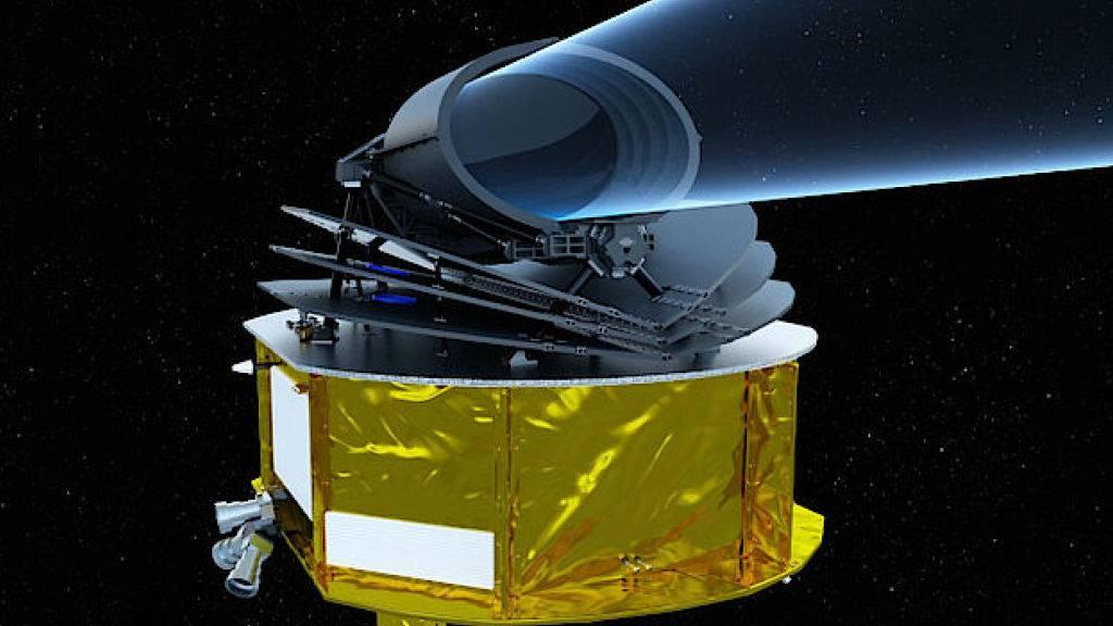 Neues Weltraumteleskop Ariel untersucht Atmosphäre von Exoplaneten