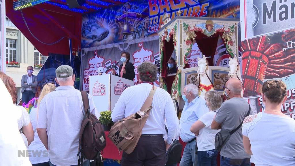 """""""Chilbi""""-Lockdown: Schausteller fordern Unterstützung vom Bund"""