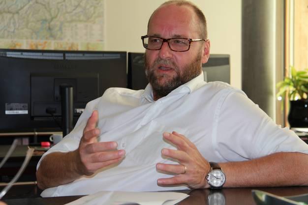 Jürg Röthlisberger: «Im Raum Basel ist der Rheintunnel die gute Lösung.»