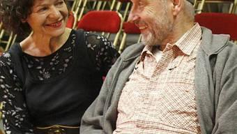 Duo Fischbach: Peter Freiburghaus und Antonia Limacher (Archiv)