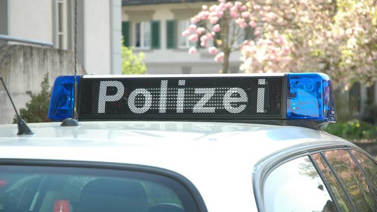 Die Kantonspolizei sucht Zeugen. (Symbolbild)