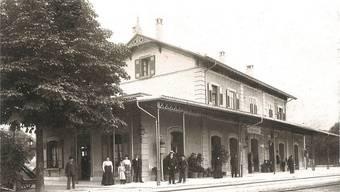 Bahnhof Oensingen