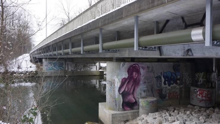 Emmebrücke zwischen Luterbach und Zuchwil: Ersatzbau soll nächstes Jahr starten, dann müssten sich die Gemeinden eigentlich noch beteiligen.