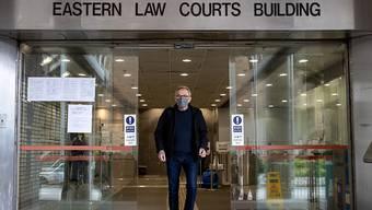 Der Schweizer Fotograf Marc Progin musste am Mittwoch in Hongkong vor Gericht erscheinen: Dem 74-Jährigen wird öffentliche Unruhestiftung und Mithilfe bei einem angriff auf einen chinesischen Bürger vorgeworfen.