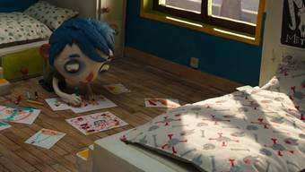 Tieftraurig, aber voller Optimismus: Der Schweizer Animationsfilm «Mein Leben als Zucchini» handelt von Kindern in einem Waisenheim. Praesens Film