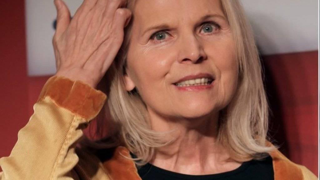Die Journalistin Hildegard Schwaninger glaubt, dass jeder seines Glückes Schmied sein kann (Archiv)