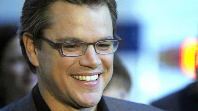 Schauspieler Matt Damon will seine Familie regelmässig sehen (Archiv)