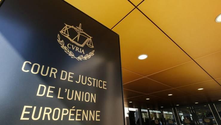 Hat den Weg für ein Veto-Recht nationaler Parlamente gegen Freihandelsabkommen der EU geebnet: der EU-Gerichtshof (EuGH).