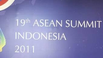 Burma übernimmt in drei Jahren den Vorsitz der ASEAN