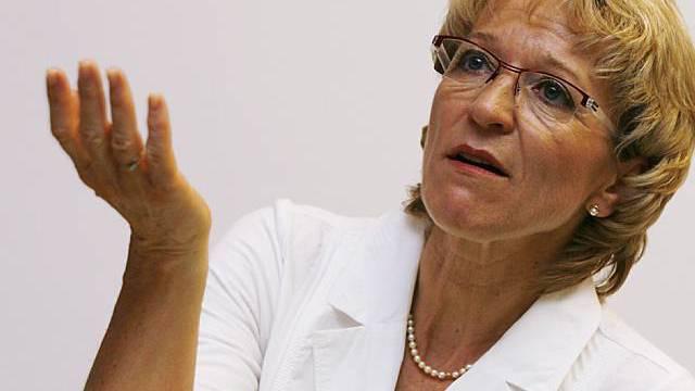 Regierungsrätin Rita Fuhrer (Archiv)