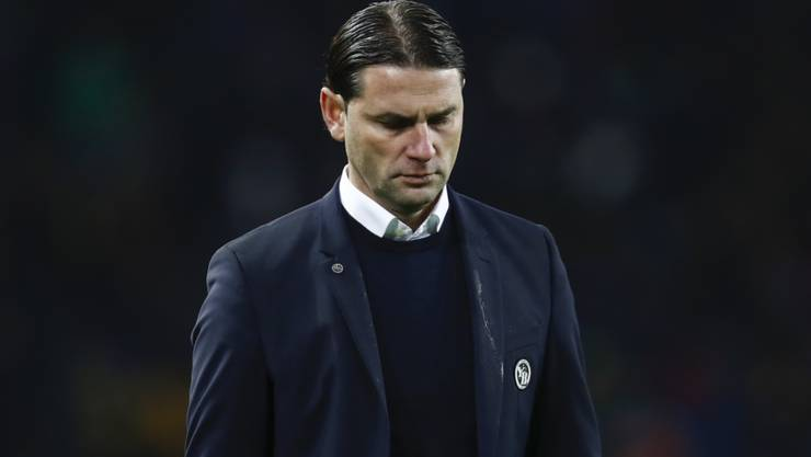 Ein schwarzer Abend für die Young Boys und Trainer Gerardo Seoane: 1:2-Niederlage gegen Porto nach 1:0-Führung bis zur 75. Minute