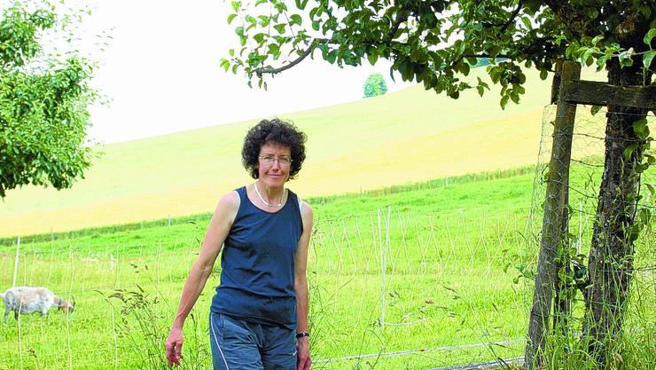 Christine Böhlen: «Nur wenn wir zusammenspannen, kommen wir weiter.» (ass)