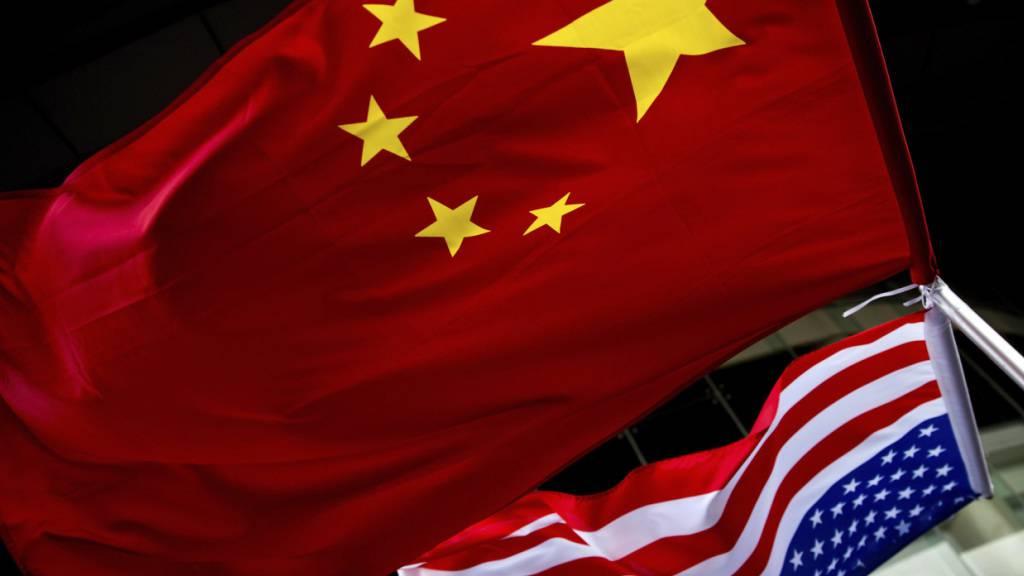 USA fordern Schliessung des chinesischen Konsulats in Houston