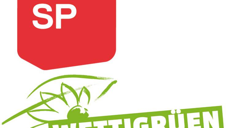 Logo Fraktion SP Wettingen/Wettigrüen