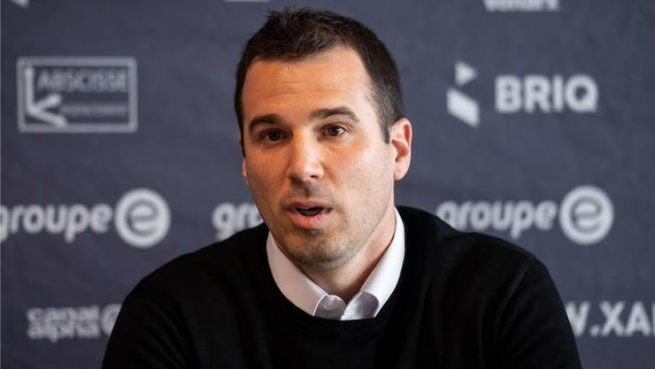 Aarau ist seine alte Liebe, Xamax seine neue: Frédéric Page setzt als Xamax-Sportchef auf Talente.