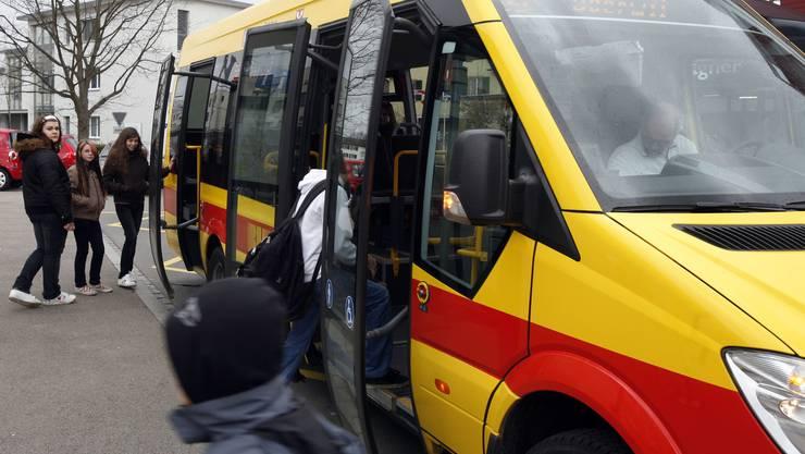 Ortsbus: Was in Bottmingen funktioniert, wird es in Reinach nicht geben