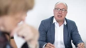 «Wir erwarten keine wesentlichen Fortschritte bis zum Oktober», sagt Gewerkschaftsbund-Präsident Pierre-Yves Maillard.