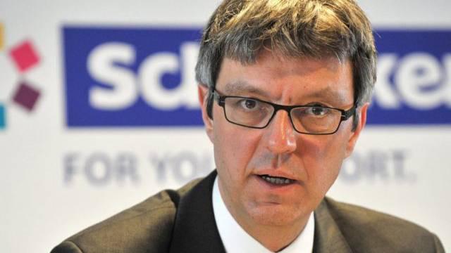 Arndt Geiwitz soll Insolvenzverwalter werden (Archiv)
