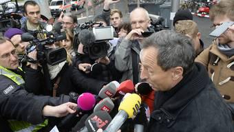 Marco Cortesi, Sprecher der Stadtpolizei Zürich, gibt Auskunft. Künftig soll er keine Angaben über mehr über die Nationalität von Tätern machen dürfen. (Archivbild)